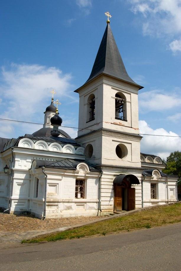 Таруса, Россия, Воскресенская церковь