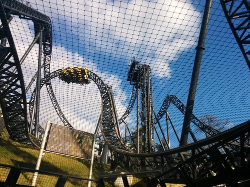 Alton Towers in 2015