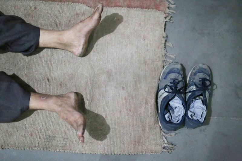 Good Night, Feet