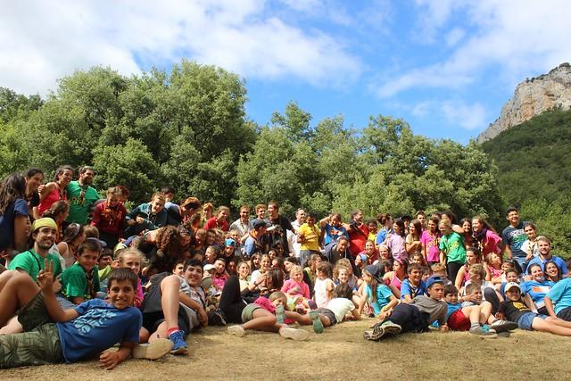 Campamento 2016 Eskubeltz-Inurri