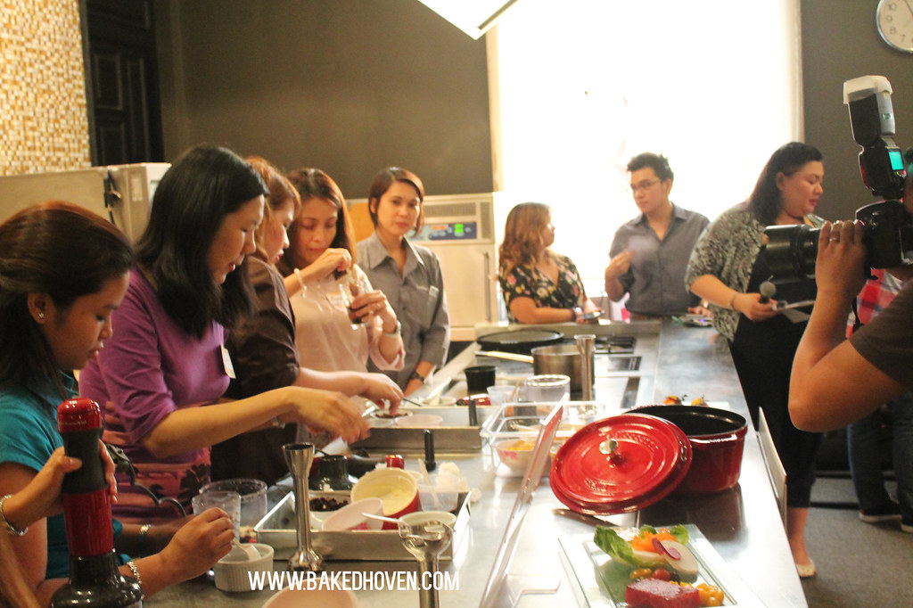 Yummy Magazine and Kitchen Aid Treat Avid Readers for a Cooking Workshop Series13