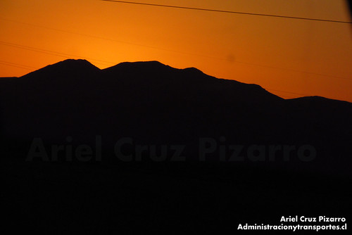 Sunset - Desierto de Atacama