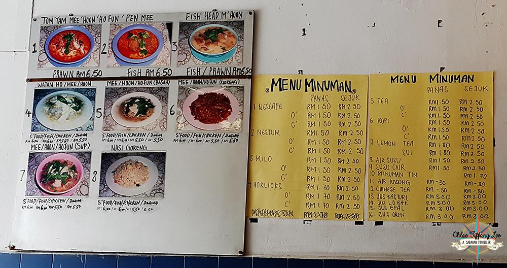 Mei Wei Café (美味饮食中心), Kudat Town, Sabah, 沙巴古达, Where to eat, Chloe Tiffany Lee (1)