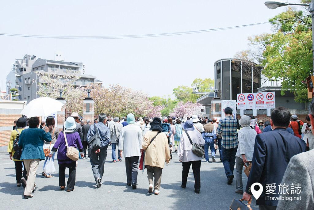 大阪造币局 樱花 07