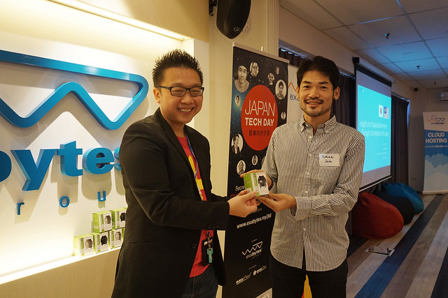 Exabytes Japan Tech Day 2015 event photo