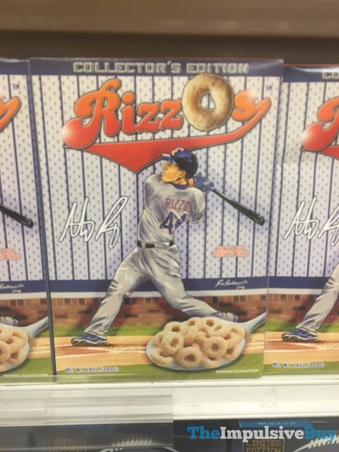 Rizzo's Cereal