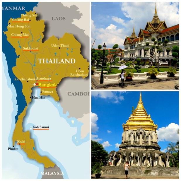 Ruta Tailandia