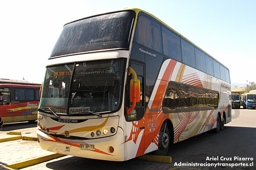 Atacama Vip - Ovalle - Busscar Panorâmico DD / Volvo (BYXP72)