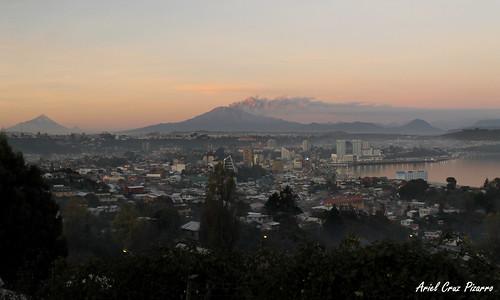 Puerto Montt - Volcán Calbuco