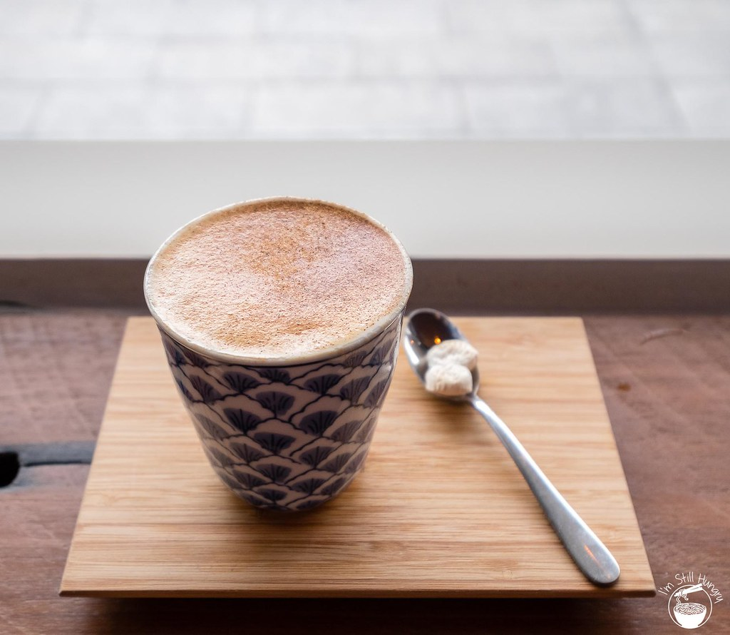 Kin By Us Macquarie Park My Kitchen Rules Chai Latte