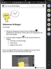 Swedish Guide Post