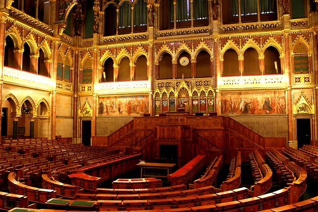 Como Visitar el Parlamento de Budapest en español