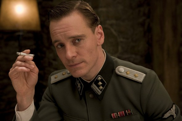 Fassbender as double agent, Archie Hilcox. Photo credit: www.screencrave.com