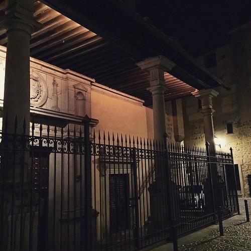 Foto de la portada de Santo Domingo el Real (Toledo)