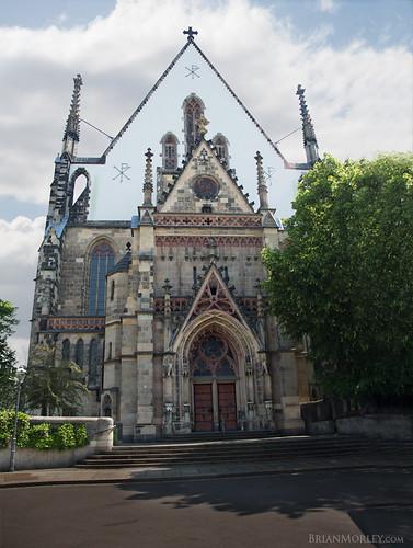 Church of St. Thomas, Leipzig: at the nexus of history
