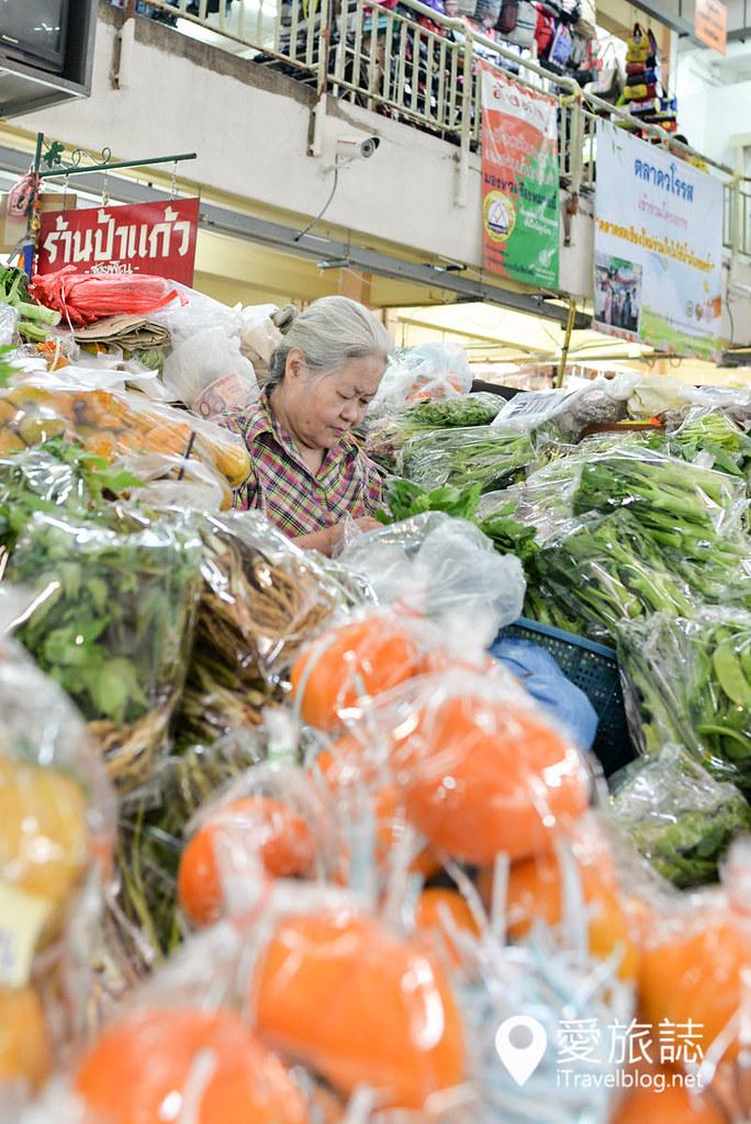 清迈市集 瓦洛洛市场 Waroros Market 24