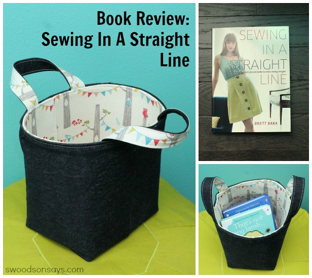Sewing In A Straight Line Book Review