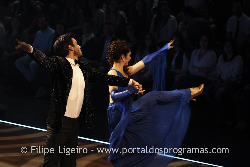 Quinta gala - Dança com as Estrelas