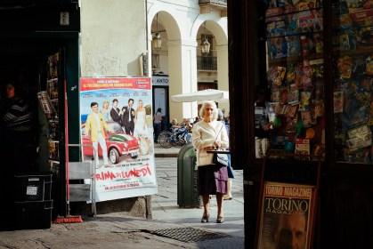 Torino: Piazza Vittorio Veneto