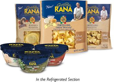 National Ravioli Day Rana Ravioli Challenge! What39s