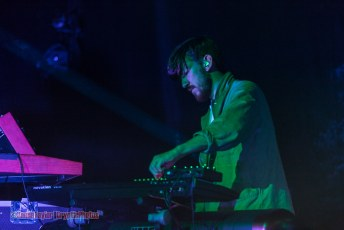 Foals @ Commodore Ballroom - August 8th 2016
