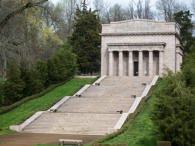 A monument to Lincoln