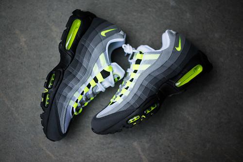 Nike Air Max 95 'Neon Green'