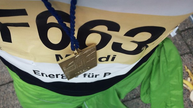 Race Report: Berlin Half Marathon 2015 | No Apathy Allowed