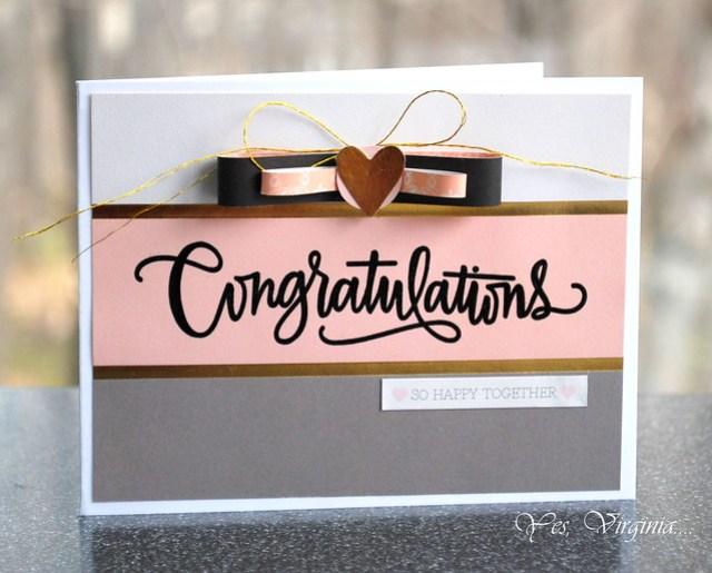 #5 Congratulations (SSS May Card Kit)