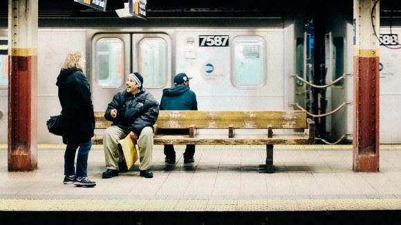 Across the Platform - New York - 2015