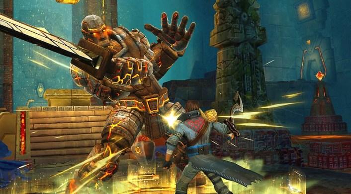 Stormblades Android juegos descargar