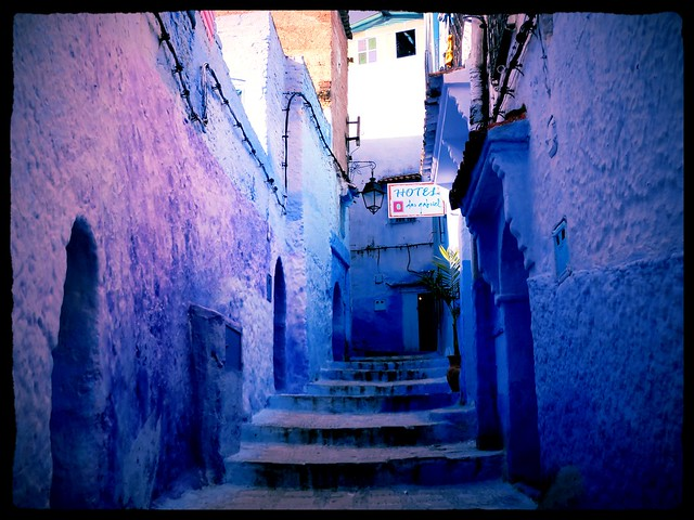 blue medina, chefchaouen, morocco, the best places in morocco, things to do in chefchaouen