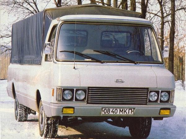 ЗиЛ-3207Г оказался нерентабельным для производства