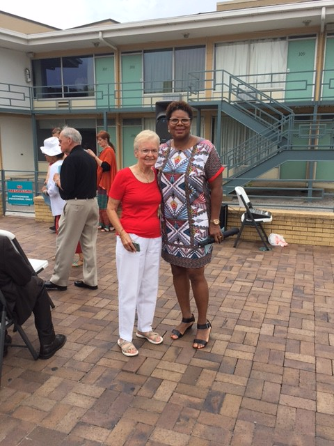 Memphis,TN  at the National Civil Rights Museum 2016 (7)