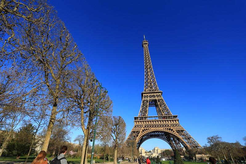 【法國。巴黎輕旅行】艾菲爾鐵塔登頂攻略 – Travel and Life