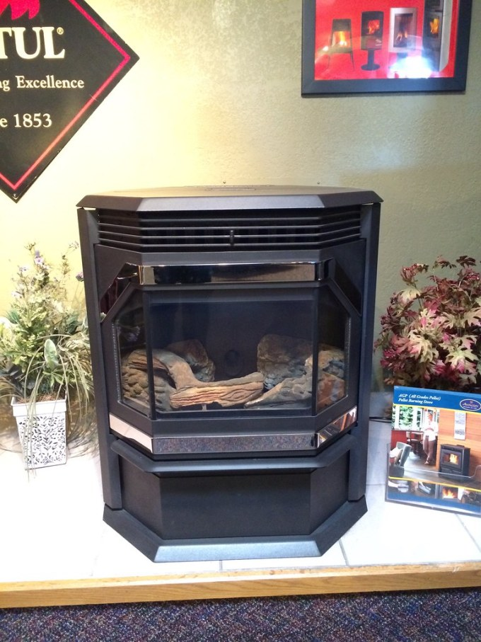The Pellet Stove We Chose