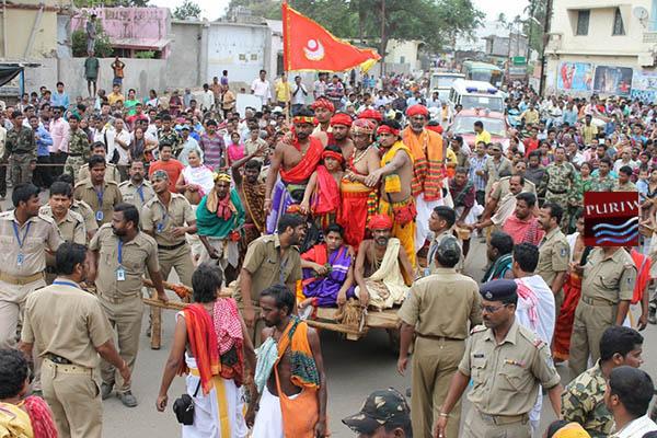 Sudarshan Daru Journey to Koili Baikuntha http://bit.ly/1bBy5dd
