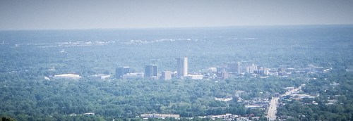 Greenville from Paris Mountain