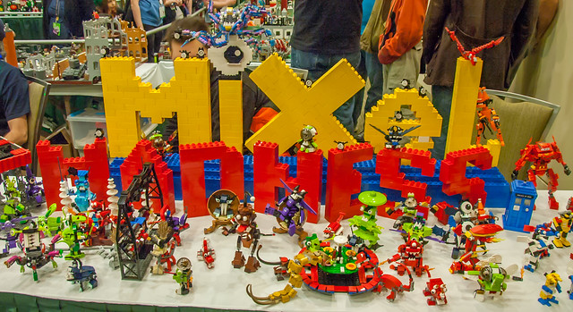 Mixel Madness!