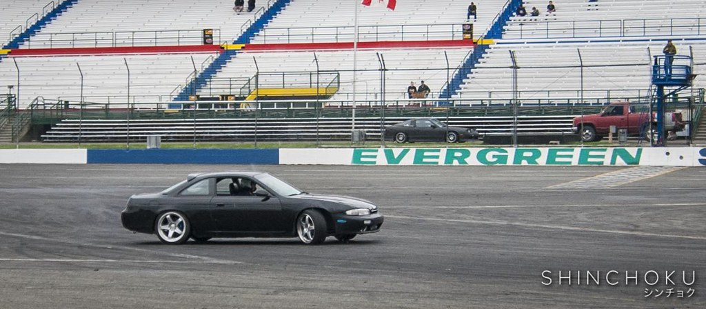 Evergreen Drift - Drift What You Drive! (3/29/15)