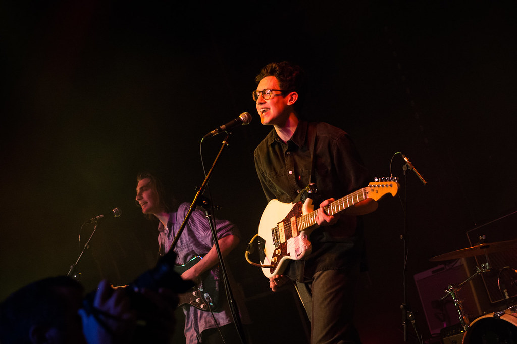 The Magic Gang supporting Wolf Alice at The Junction