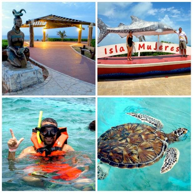 Viaje a Isla Mujeres