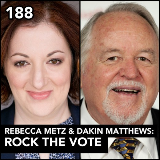 Episode 188: Rock The Vote