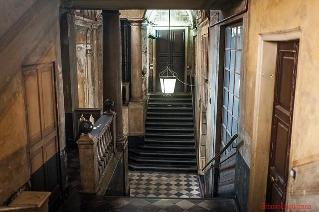 Palazzo Belimbau, Palazzo dei rolli