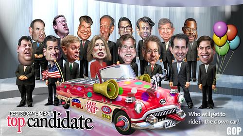 Republicans Next Top Candidates 2016