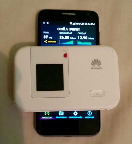 Nuevo Modem 4G LTE