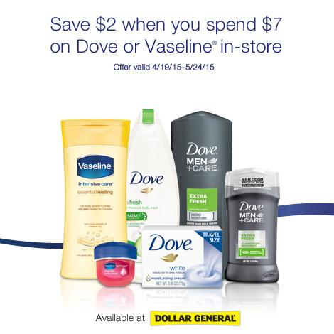 Dollar General Dove Offer