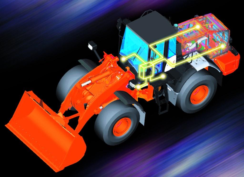 система активного управления двигателем Hitachi