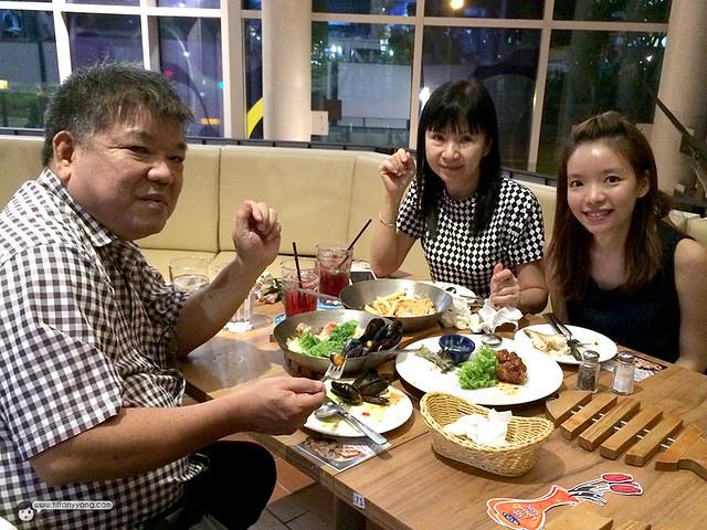 Fish Co Tiffany Yong Parents
