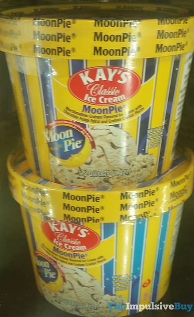 Kay's Classic Moon Pie Ice Cream